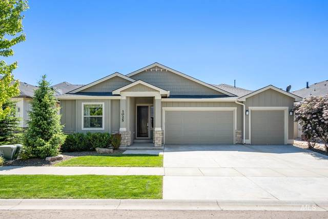 1025 E Radiant Ridge Dr, Meridian, ID 83642 (MLS #98769137) :: Jon Gosche Real Estate, LLC
