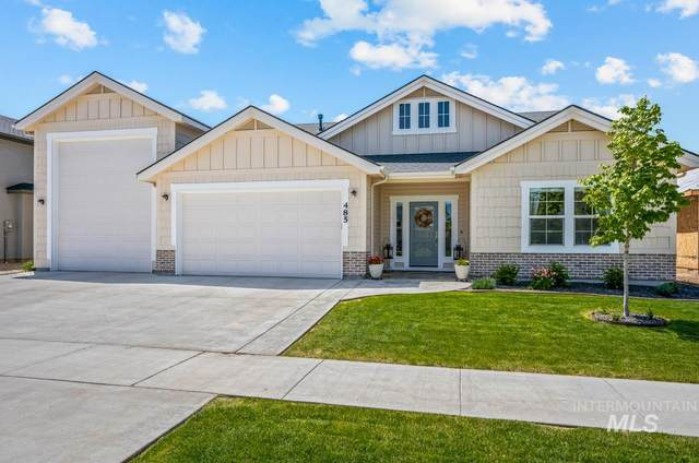485 E Andes Dr, Kuna, ID 83634 (MLS #98769148) :: Minegar Gamble Premier Real Estate Services