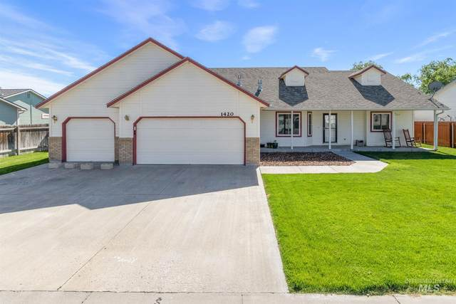1420 Kyle St, Mountain Home, ID 83647 (MLS #98769150) :: Boise River Realty