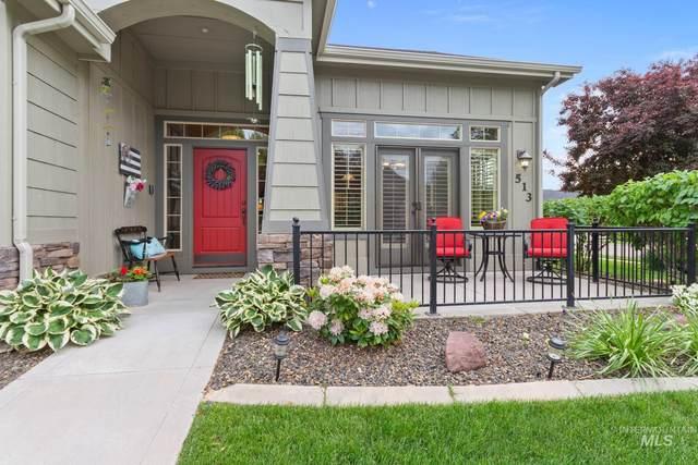 513 E Havasu Falls St, Meridian, ID 83646 (MLS #98769154) :: Idaho Real Estate Pros