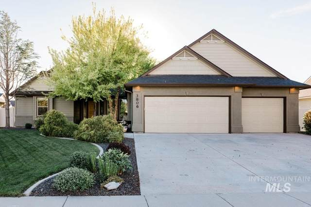 3806 Kingston Ave., Caldwell, ID 83605 (MLS #98769178) :: Epic Realty