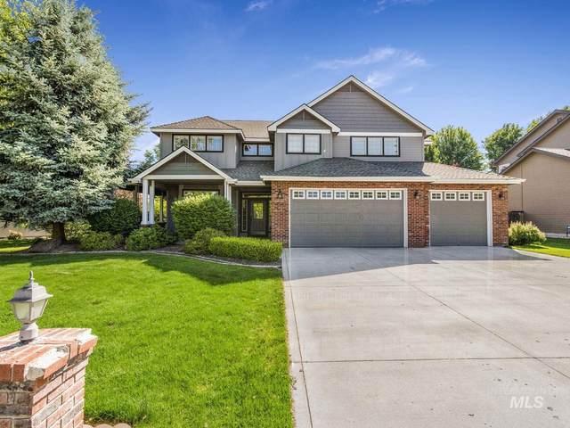 1190 N Red Leaf Way, Eagle, ID 83616 (MLS #98769179) :: Jon Gosche Real Estate, LLC