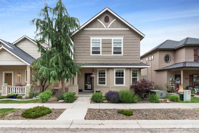 3047 S Gunnell Ave, Meridian, ID 83642 (MLS #98769196) :: Jon Gosche Real Estate, LLC