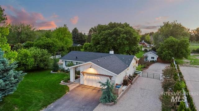 1491 N Ballantyne, Eagle, ID 83616 (MLS #98769202) :: Boise River Realty