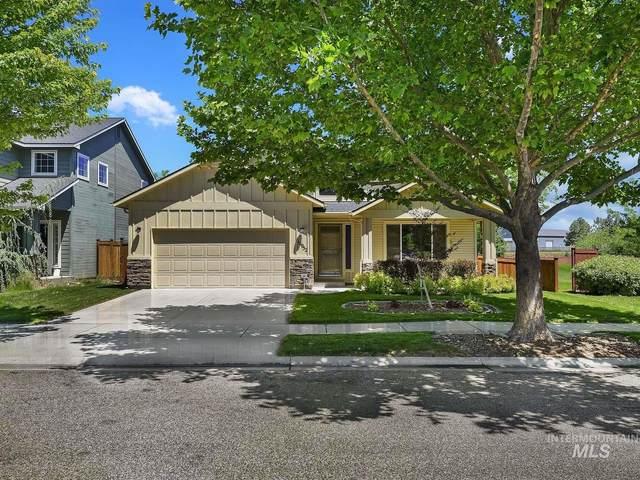 10952 W Goldenspire Drive, Boise, ID 83709 (MLS #98769203) :: Juniper Realty Group