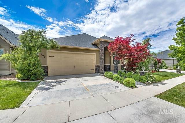307 Grove Creek Ln., Eagle, ID 83616 (MLS #98769207) :: New View Team
