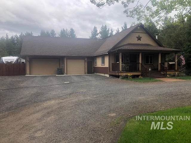 177 Wildwood, Donnelly, ID 83615 (MLS #98769259) :: Minegar Gamble Premier Real Estate Services