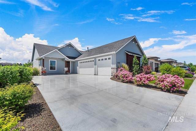 11117 W Red Hawk Dr, Nampa, ID 83687 (MLS #98769269) :: Minegar Gamble Premier Real Estate Services