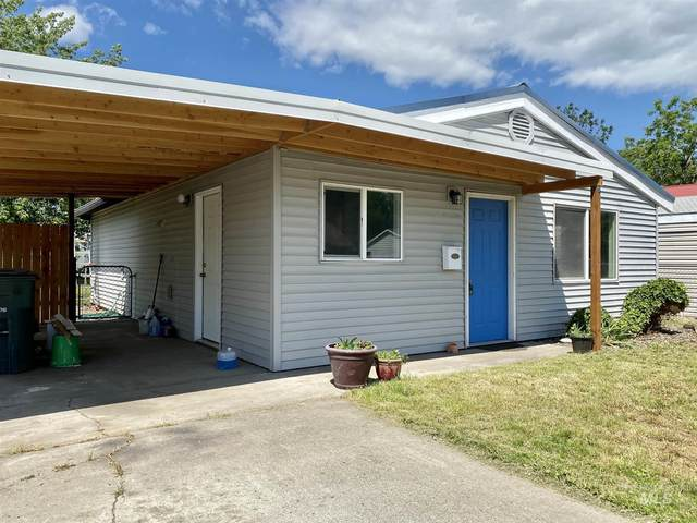 424 9th St, Clarkston, WA 99403 (MLS #98769282) :: Team One Group Real Estate