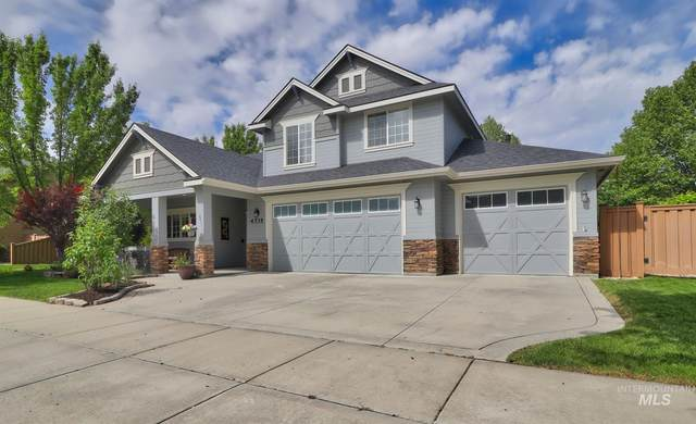 4735 S Longmoor Ave, Boise, ID 83709 (MLS #98769283) :: Navigate Real Estate