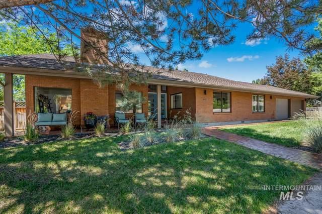 1516 E Shenandoah, Boise, ID 83712 (MLS #98769290) :: City of Trees Real Estate