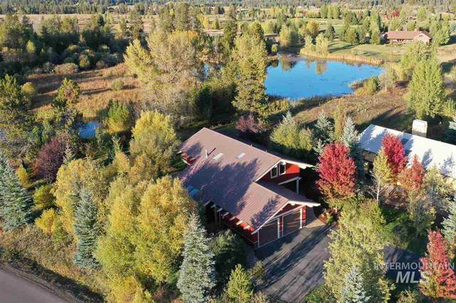210 Little Pond Court, Mccall, ID 83638 (MLS #98769299) :: Boise River Realty