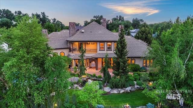 698 W Sherington, Eagle, ID 83616 (MLS #98769300) :: Jon Gosche Real Estate, LLC