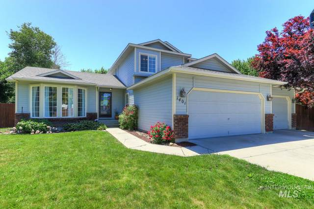 1401 E Blue Tick, Meridian, ID 83642 (MLS #98769305) :: Jon Gosche Real Estate, LLC