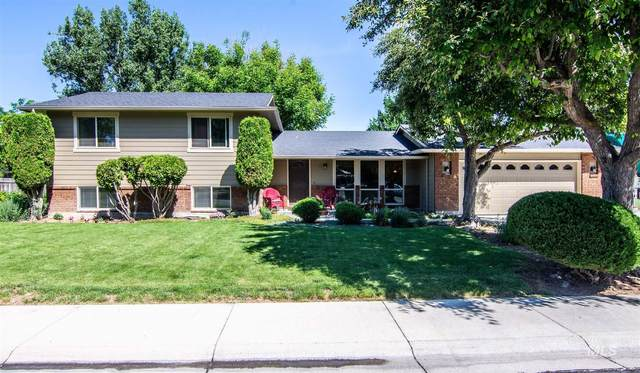 11874 W Hemlock Court, Boise, ID 83709 (MLS #98769310) :: Jon Gosche Real Estate, LLC
