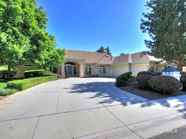 10274 W Cranberry, Boise, ID 83704 (MLS #98769317) :: Beasley Realty