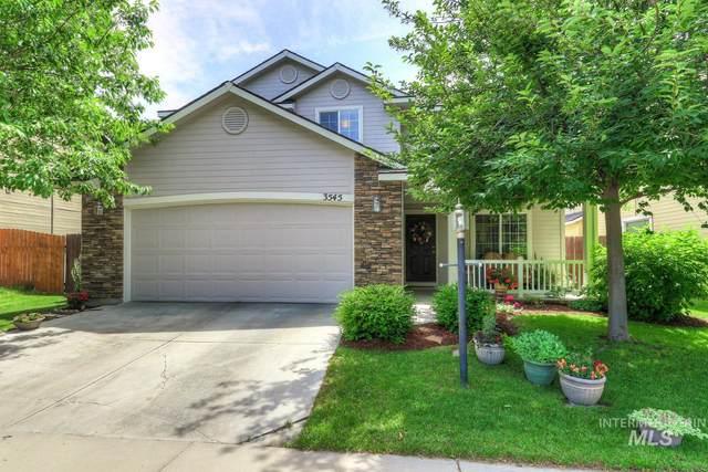 3545 E Handcart Lane, Boise, ID 83713 (MLS #98769321) :: Beasley Realty