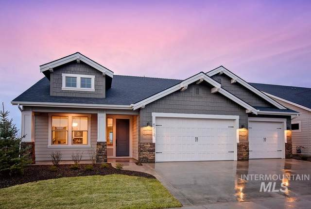 1392 W Capstone Drive, Nampa, ID 83686 (MLS #98769325) :: Jon Gosche Real Estate, LLC
