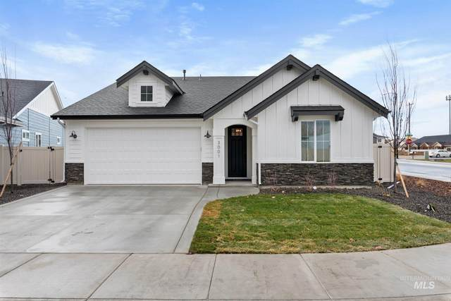 1476 W Tenzing St, Nampa, ID 83686 (MLS #98769329) :: Jon Gosche Real Estate, LLC