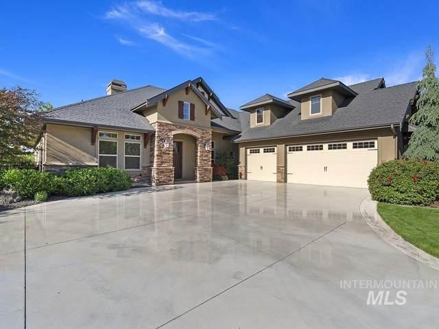 2811 W Crooked Stick Ct, Eagle, ID 83616 (MLS #98769331) :: Jon Gosche Real Estate, LLC