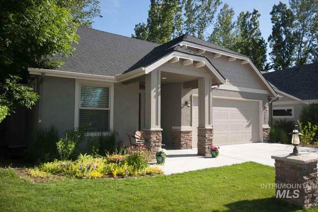 2601 S Creek Pointe Ln, Eagle, ID 83616 (MLS #98769355) :: New View Team