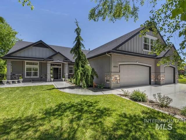 4564 W Escalante Dr, Eagle, ID 83616 (MLS #98769367) :: Jon Gosche Real Estate, LLC