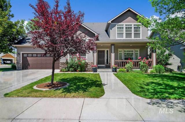 1852 Pegram St, Meridian, ID 83642 (MLS #98769378) :: Jon Gosche Real Estate, LLC