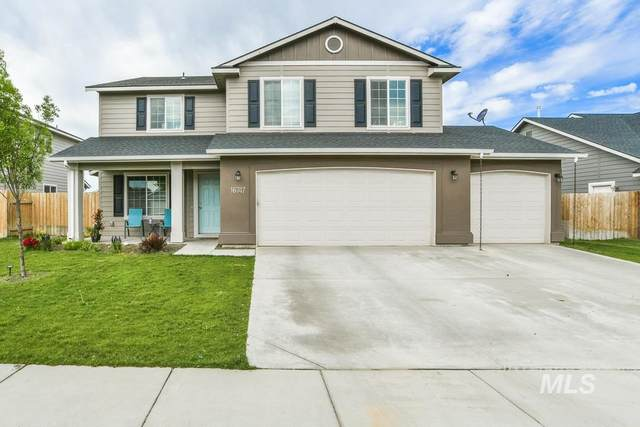 16747 N Clover Valley Way, Nampa, ID 83687 (MLS #98769382) :: City of Trees Real Estate