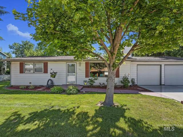 1812 S Hilton St., Boise, ID 83705 (MLS #98769390) :: Minegar Gamble Premier Real Estate Services