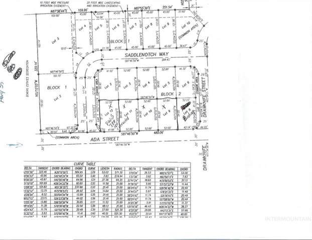 TBD Ada St. (Lot 10), Horseshoe Bend, ID 83629 (MLS #98769400) :: City of Trees Real Estate