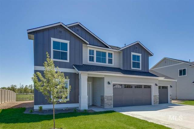 1704 N Thistle Dr, Kuna, ID 83634 (MLS #98769401) :: New View Team