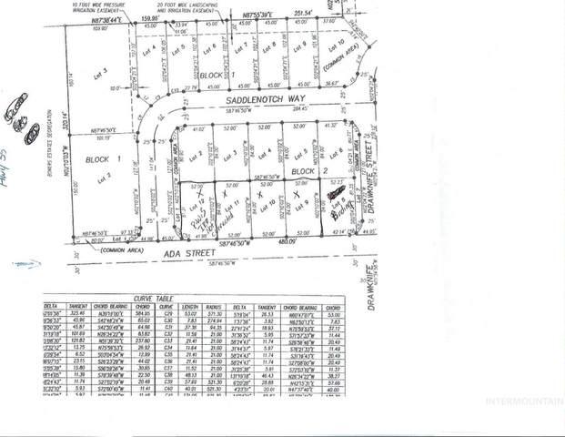 TBD Ada St. (Lot12), Horseshoe Bend, ID 83629 (MLS #98769403) :: City of Trees Real Estate