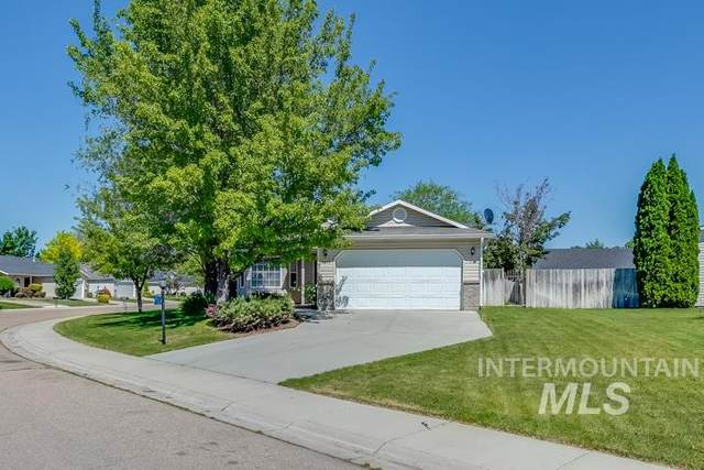 3311 Coachman Court, Nampa, ID 83686 (MLS #98769406) :: Boise River Realty