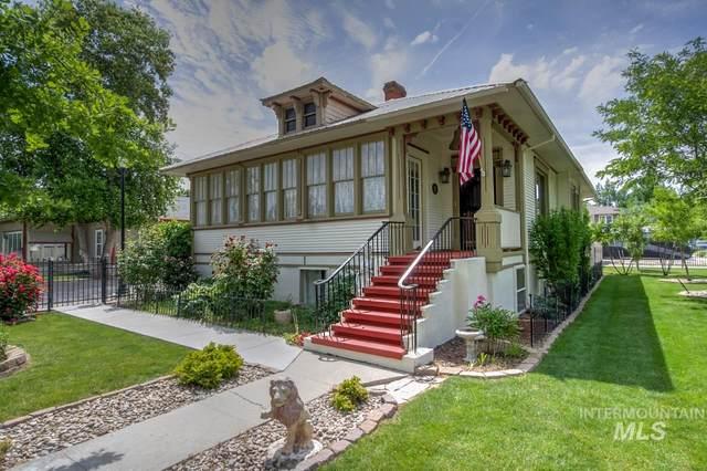 603 E Main, Emmett, ID 83617 (MLS #98769414) :: Boise River Realty