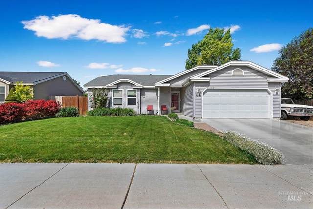 1550 Saddler St, Twin Falls, ID 83301 (MLS #98769429) :: Boise River Realty