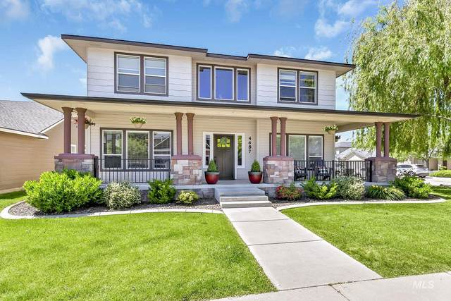 4687 S Silvermaple Ave, Boise, ID 83709 (MLS #98769431) :: Jon Gosche Real Estate, LLC
