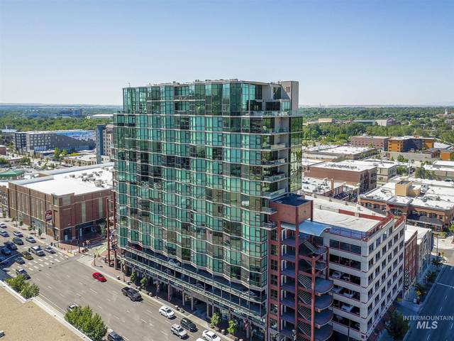 851 W Front St #703, Boise, ID 83702 (MLS #98769437) :: Jon Gosche Real Estate, LLC