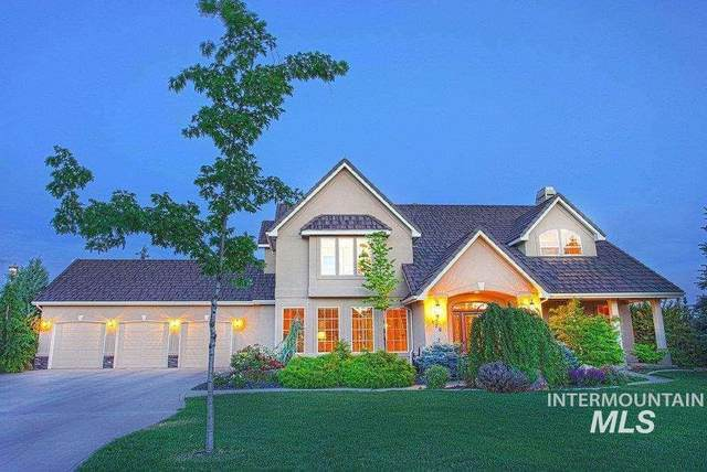 175 W Retford Court, Boise, ID 83702 (MLS #98769453) :: Jon Gosche Real Estate, LLC