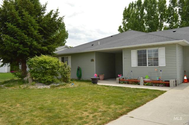 843 E 1st Ave, Jerome, ID 83338 (MLS #98769461) :: Boise River Realty