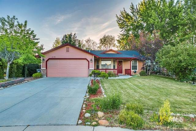 4178 Carnation, Boise, ID 83716 (MLS #98769462) :: Jon Gosche Real Estate, LLC