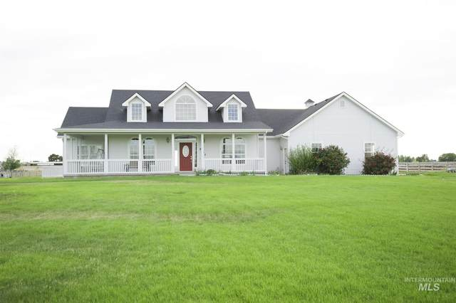 8585 S Happy Valley Rd., Nampa, ID 83686 (MLS #98769470) :: New View Team
