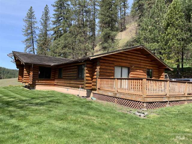 189 Ought Seven Road, Kooskia, ID 83539 (MLS #98769472) :: Jon Gosche Real Estate, LLC