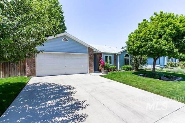 2321 N Carissa Pl., Boise, ID 83704 (MLS #98769482) :: Minegar Gamble Premier Real Estate Services