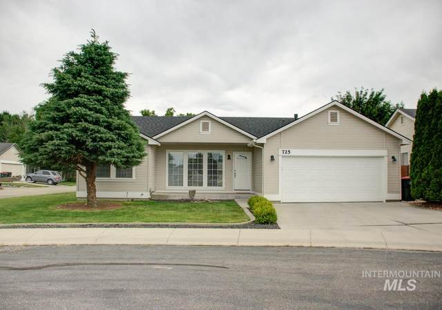 725 E Badley Ave., Meridian, ID 83642 (MLS #98769486) :: New View Team