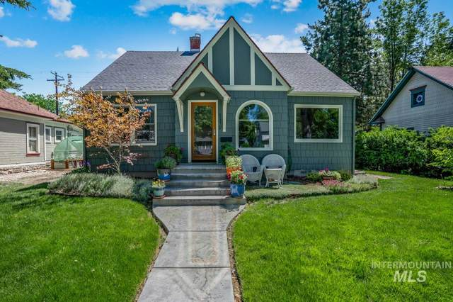 1116 N 15th St, Boise, ID 83702 (MLS #98769493) :: Beasley Realty