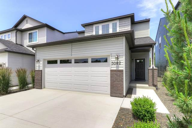 3082 E Ionia Ct, Meridian, ID 83642 (MLS #98769495) :: New View Team