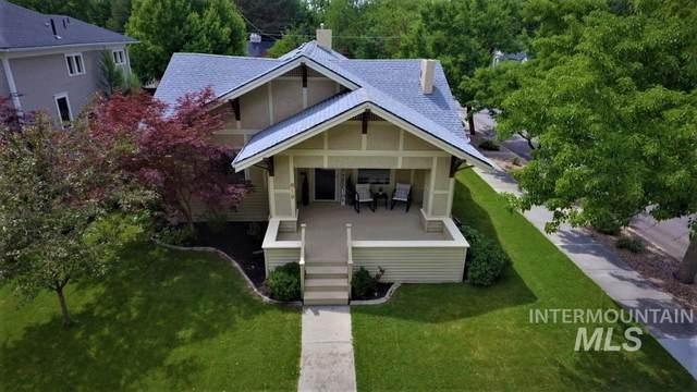 819 N 19th St., Boise, ID 83702 (MLS #98769509) :: Boise River Realty