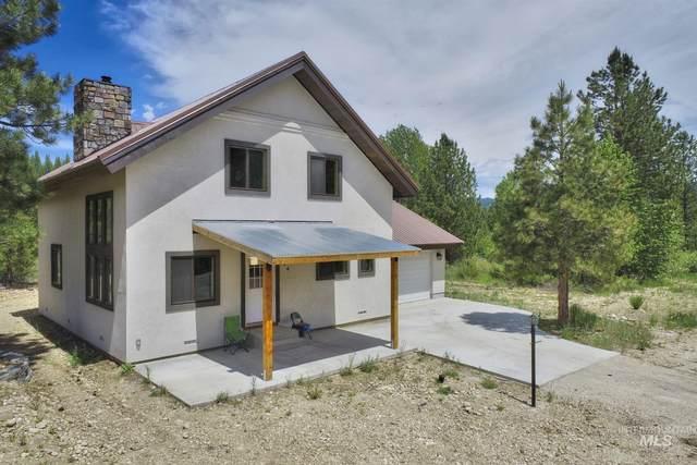 124 Mores Creek Dr, Idaho City, ID 83631 (MLS #98769510) :: Build Idaho