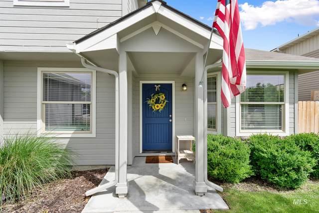 10872 Cocoon Street, Nampa, ID 83687 (MLS #98769523) :: Jon Gosche Real Estate, LLC