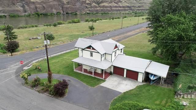 1204 1st Street, Asotin, WA 99402 (MLS #98769552) :: Jon Gosche Real Estate, LLC